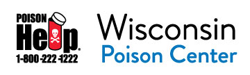 WI Poison Center 1-800-222-1222
